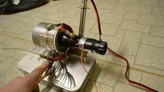Jet Engine (Объяснение устройства и работы)