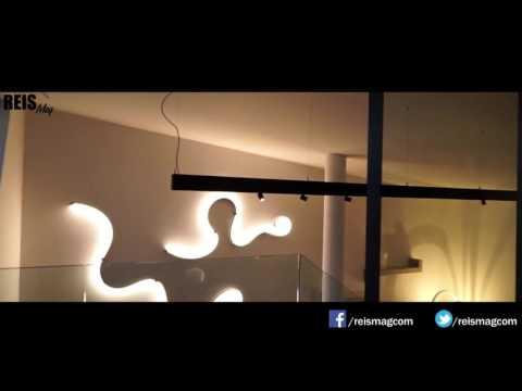 Dina Reis at the Zaha Hadid Penthouse