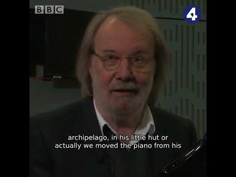 Benny Andersson plays his favourite Abba...