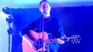 Roddy Frame - New Song - Kelvingrove, Glasgow 07-08-15
