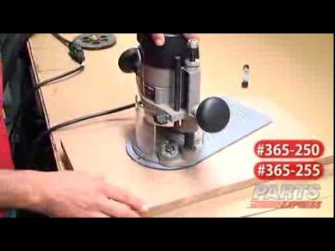 How to Make a Router Circle Cutting Jig: 8 Steps (with ...