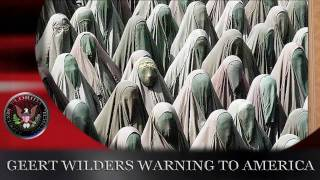 Geert Wilders Warning to America Part 1 of 2