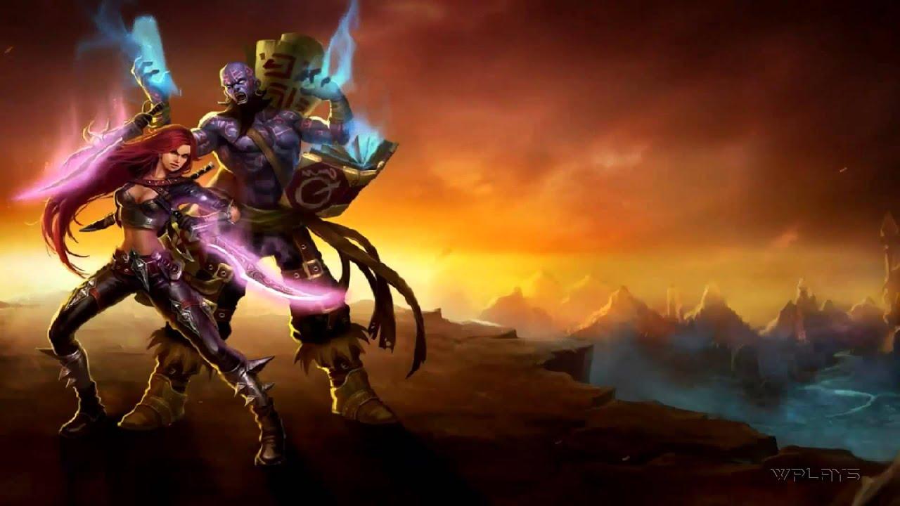 Legends Of Legends Online