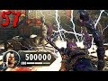 IX WITH WONDER WEAPON HIGH ROUND RUN  - 'BLACK OPS 4 ZOMBIES' (Call of Duty BO4 Zombies)