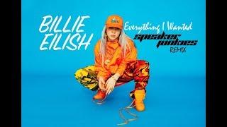 Billie Eilish -  Everything I Wanted (Dance Club Remix) Lyric Video