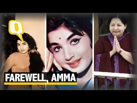 The Quint | End of an Era: Tamil Nadu CM J Jayalalithaa Passes Away at 68