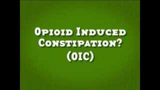 Opioid Induced Constipation - Austin