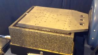 Vibration Shaker test MB C10E Ling amplifier