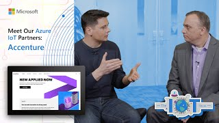 Meet our Azure IoT partners: Accenture