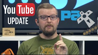 youtube update august pax prime playmat restock