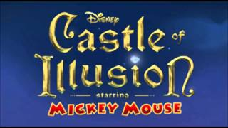 Castle Of Illusion (Remake) Jack In The Box Boss Music