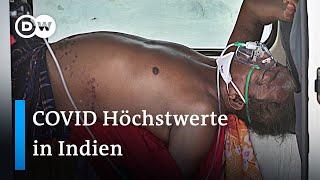 314.000 Neuinfektionen in Indien +++ Bundesnotbremse Verabscheidet | Corona Update