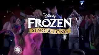 Kijk Frozen (zing mee) filmpje
