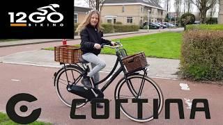 Mijn nieuwe Cortina fiets
