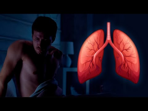 Do You Wake Up at 4 A.M.? It Might Be Because of Your Lungs!