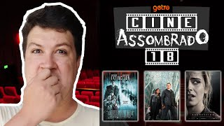 CineAssombrado #18 (Extinction - Minority Report - Regression)