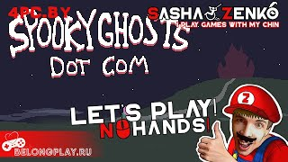 Spooky Ghosts Dot Com Gameplay (Chin & Mouse Only)