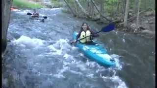 WCTV Great Smith River Canoe Race Highlights 2015