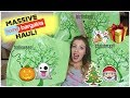 **MASSIVE HOME BARGAINS HAUL SPECIAL** - HALLOWEEN, BIRTHDAY & CHRISTMAS!   KERRY CONWAY