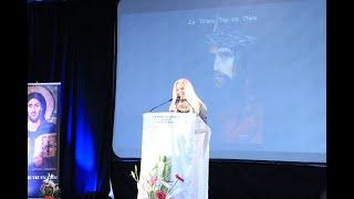 Vassula Ryden - Auteur de Prophéties pour la fin des temps dans l'œuvre de La Vraie Vie en Dieu