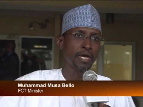 FCT Minister Muhammad Sani Bello Speaks on the FCT Area Council Elections