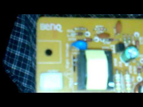 монитора benq fp767-12 ч.1