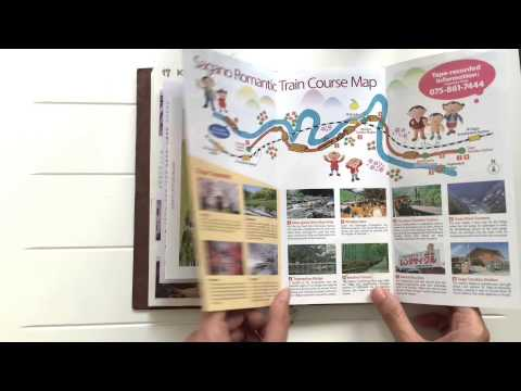 Japan Travel Journal - Midori Travelers Notebook