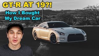 How I Bought A GT-R In Less Than 1 Year (My Income Streams)