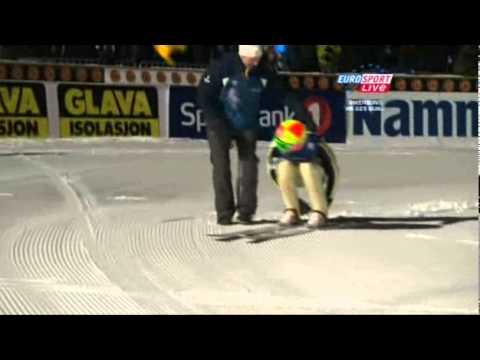New world record - 246,5 m Evensen!