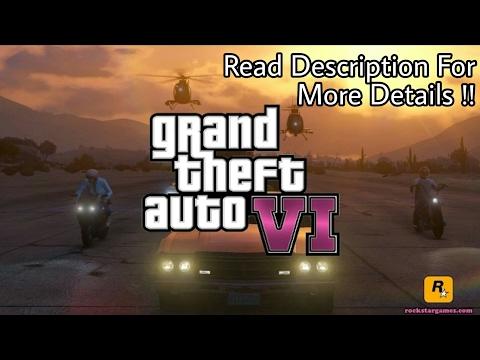 GTA VI Official Trailer (GTA 6) ROCKSTAR GAMES