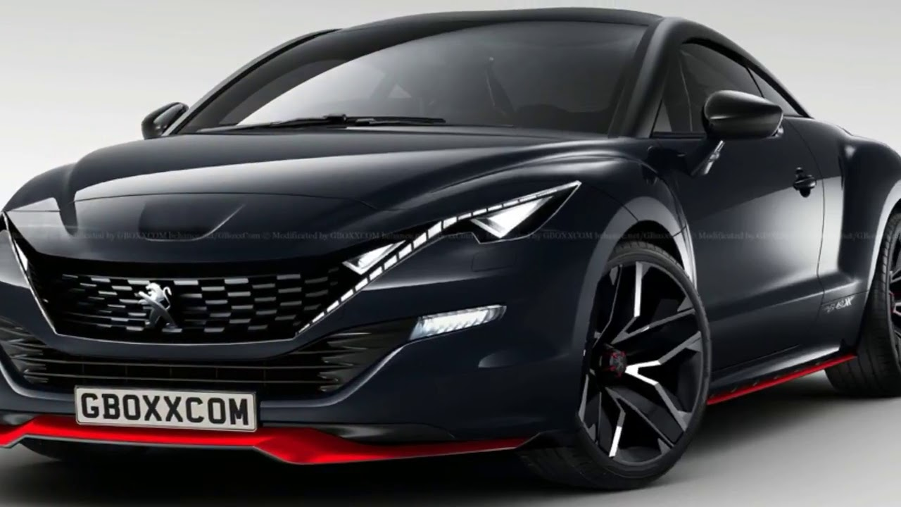 Luck This] Otomotive World : Want To See New Peugeot RCZ | But .