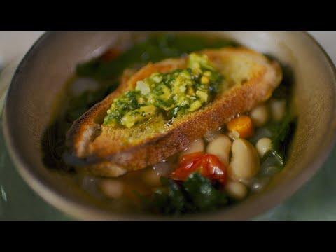 family-meal:-episode-2---escarole-and-white-bean-soup