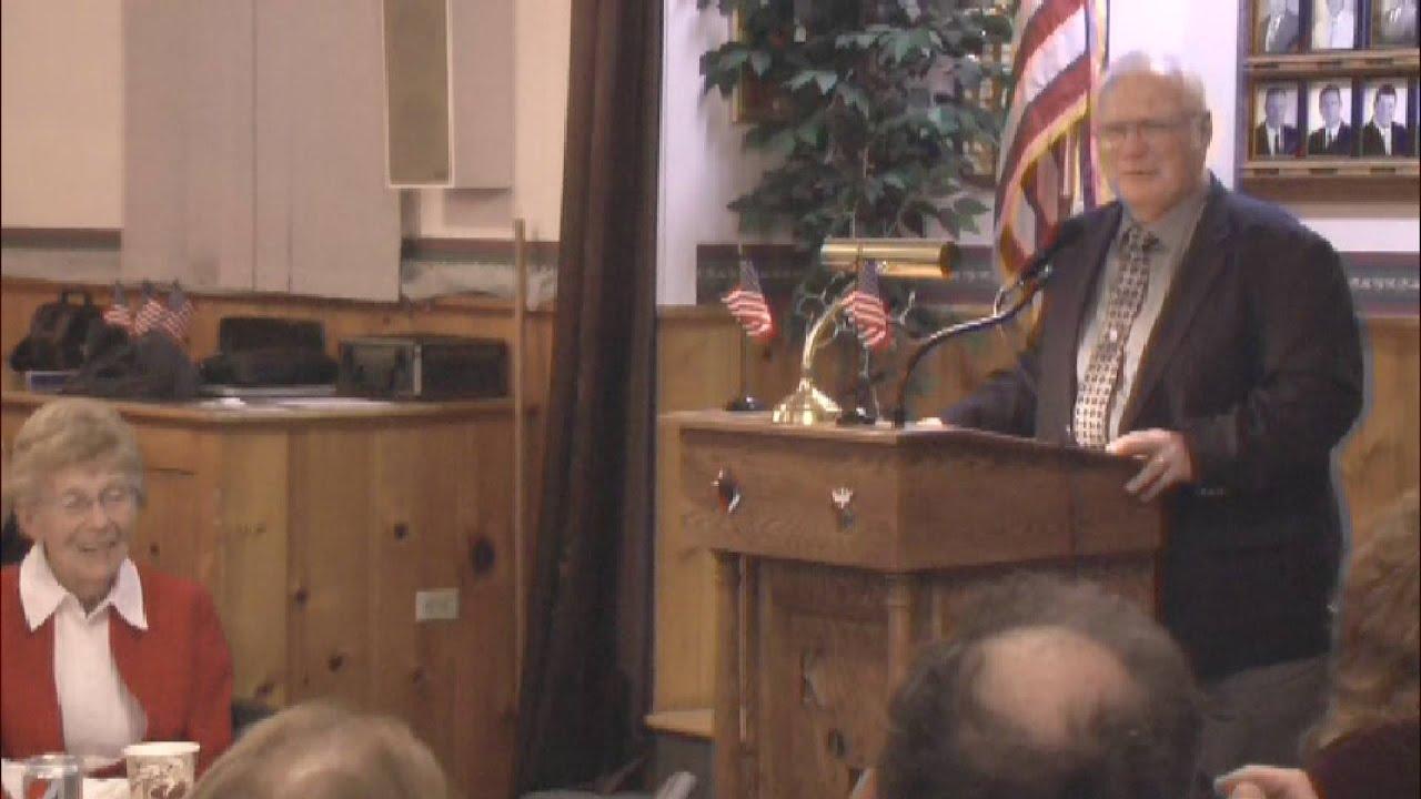 WoodmenLife Honors Gordie Little  4-13-12