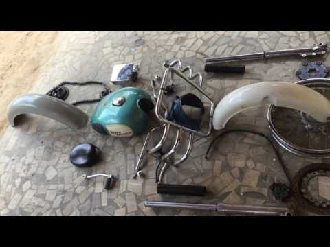 Spares for Royal Enfield Taurus Customisation