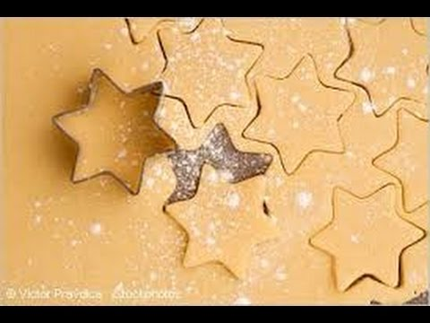 Butter Cookie Christmas Cutouts | CHRISTMAS SPECIAL RECIPES | POPULAR CHRISTMAS RECIPES
