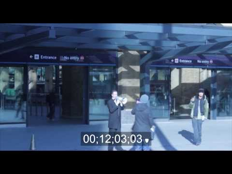 Kings Cross Performance by Danny Shine (Part 1, Station Manager)