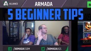 Video Armada's 5 Tips for Beginners - Super Smash Bros. download MP3, 3GP, MP4, WEBM, AVI, FLV Juni 2017