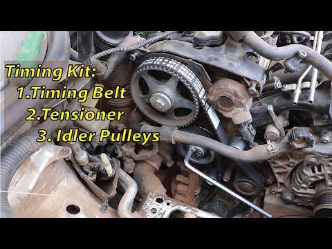 GTI Timing Kit Install DIY || VW MK5 (BWA)