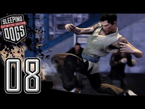 Sleeping Dogs #08 Túy Quyền Vô Địch