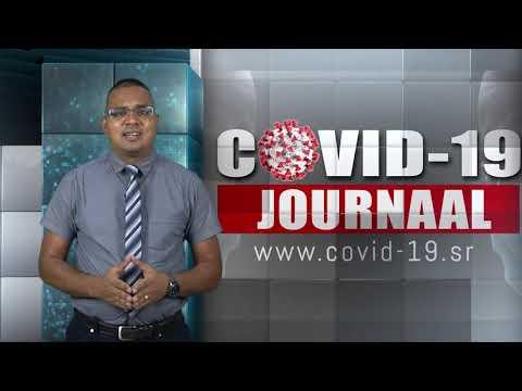 Het COVID 19 Journaal Aflevering 81 29 Oktober