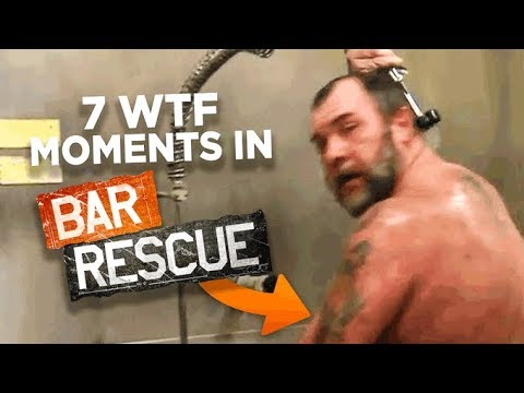 Download Top 7 WTF? Moments on Bar Rescue