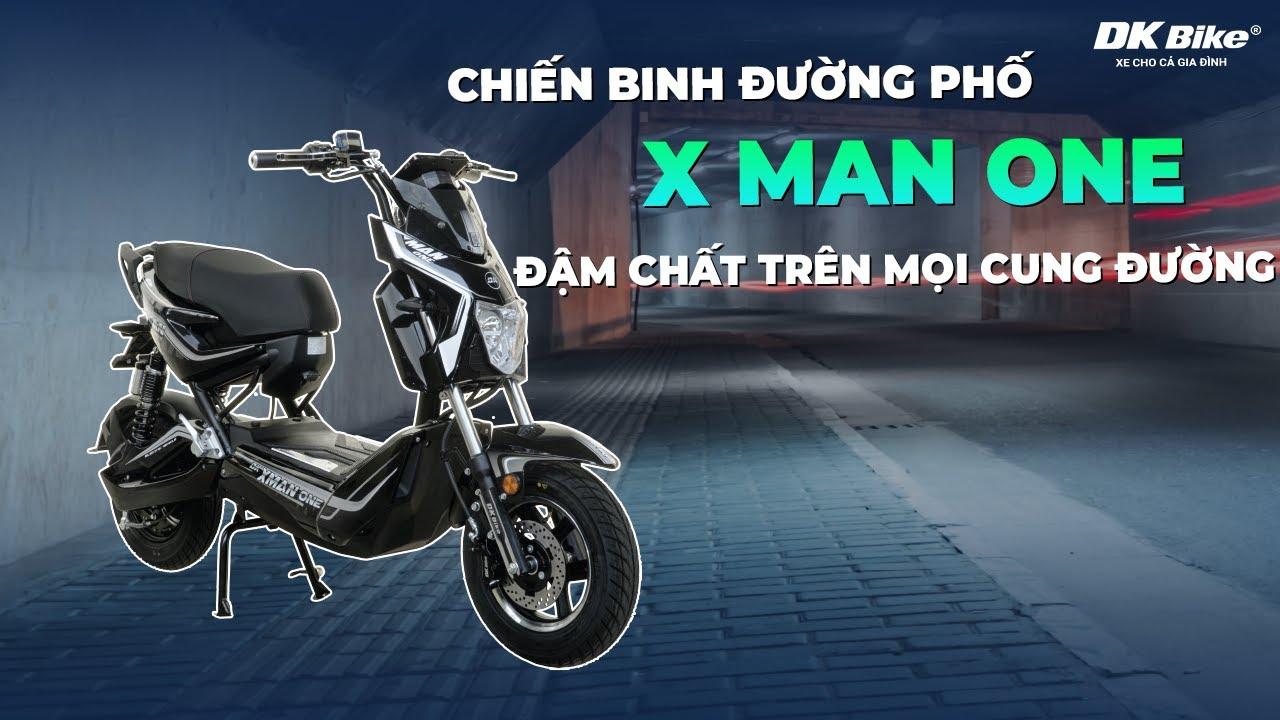 xe máy điện DK Xman