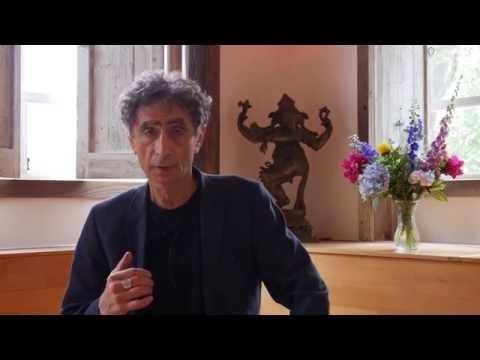 Dr. Gabor Maté ~ Compassionate Inquiry
