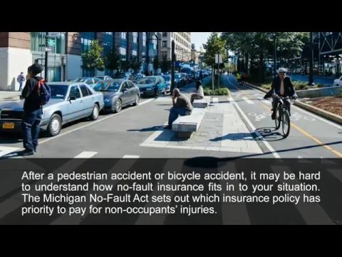 Michigan No-Fault: Pedestrian and Bike Accident Rights
