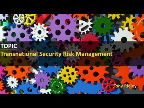 Transnational Security and Risk Management - Open Education