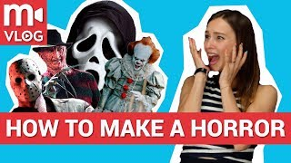 How to make a video in a horror style