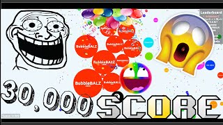 AGAR.IO : HOW TO TEAMWORK LIKE A BOSS IN THE NEW AGARIO UPDATE ★ (31,509) ★