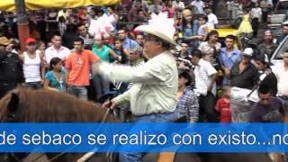 Hipico de sebaco 2013