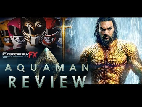 AQUAMAN - The greatest POWER RANGERS Movie NEVER made