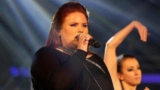 Sandra Wikström - Händerna mot himlen - Idol Sverige 2013 (TV4)